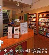 Macdonald Museum lobby & gift shop