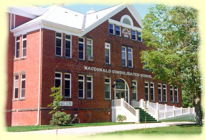Annapolis Valley Macdonald Museum