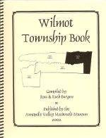 Wilmot Township Book